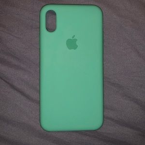 APPLE SPEARMINT IPHONE X CASE